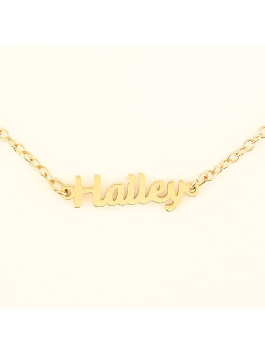 Bittersweet Personalized necklace