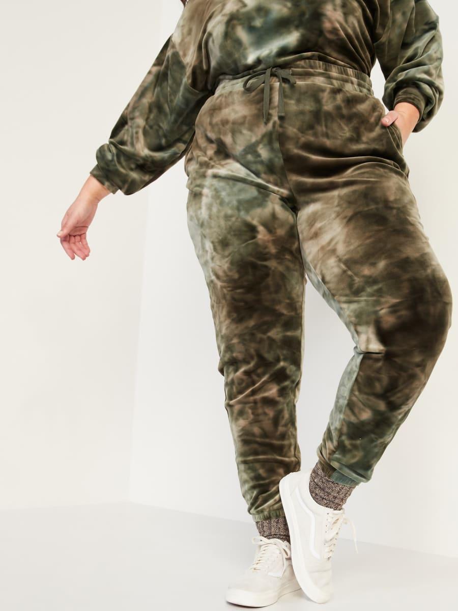 Old Navy - Cozy Velour Jogger Lounge Sweatpants