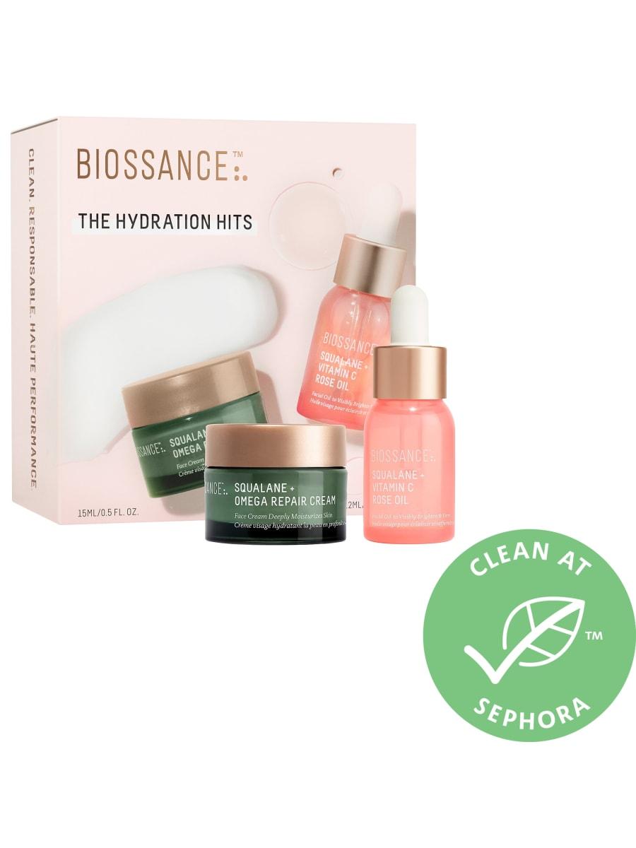 Sephora - Biossance The Hydration Hits