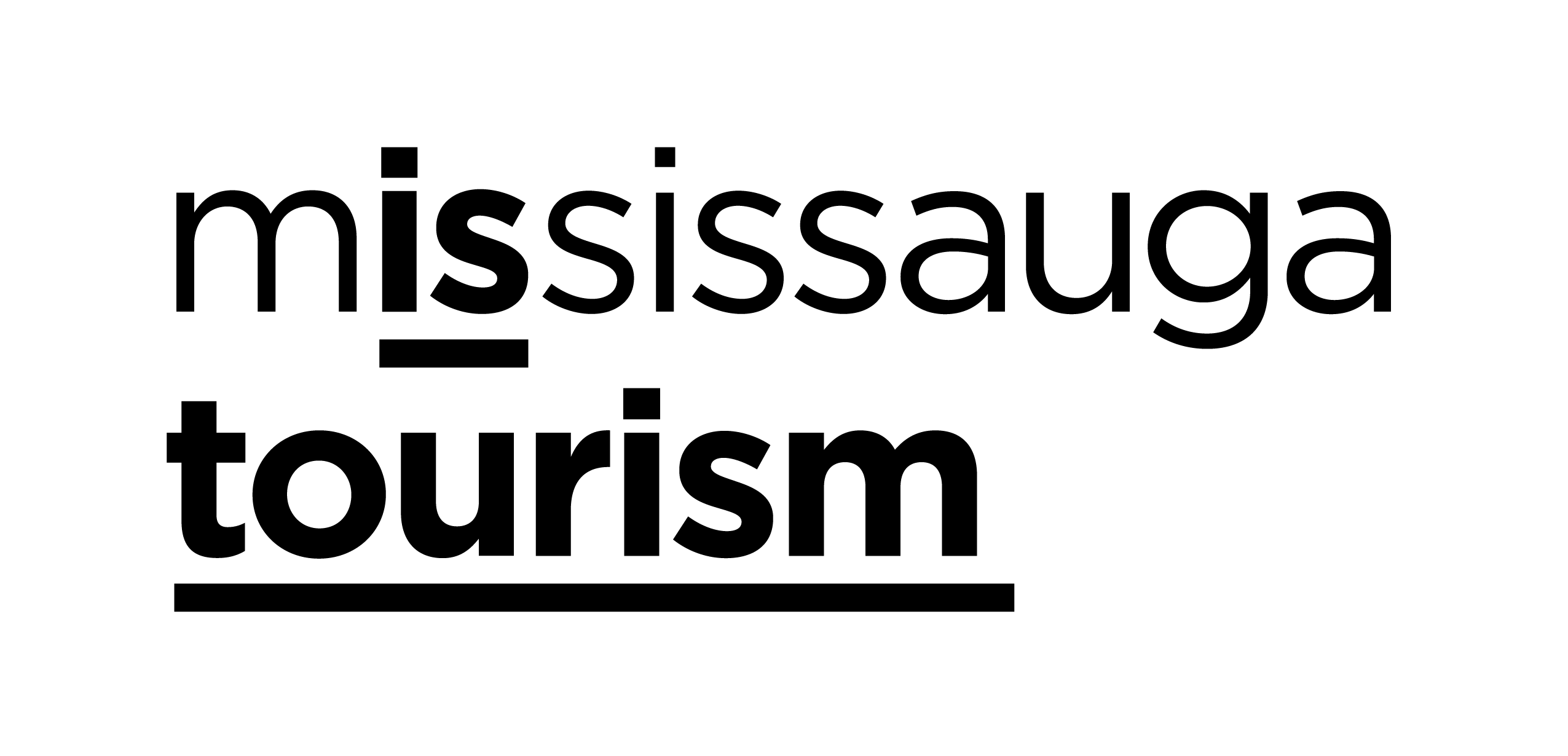 Mississauga Tourism - Black Text
