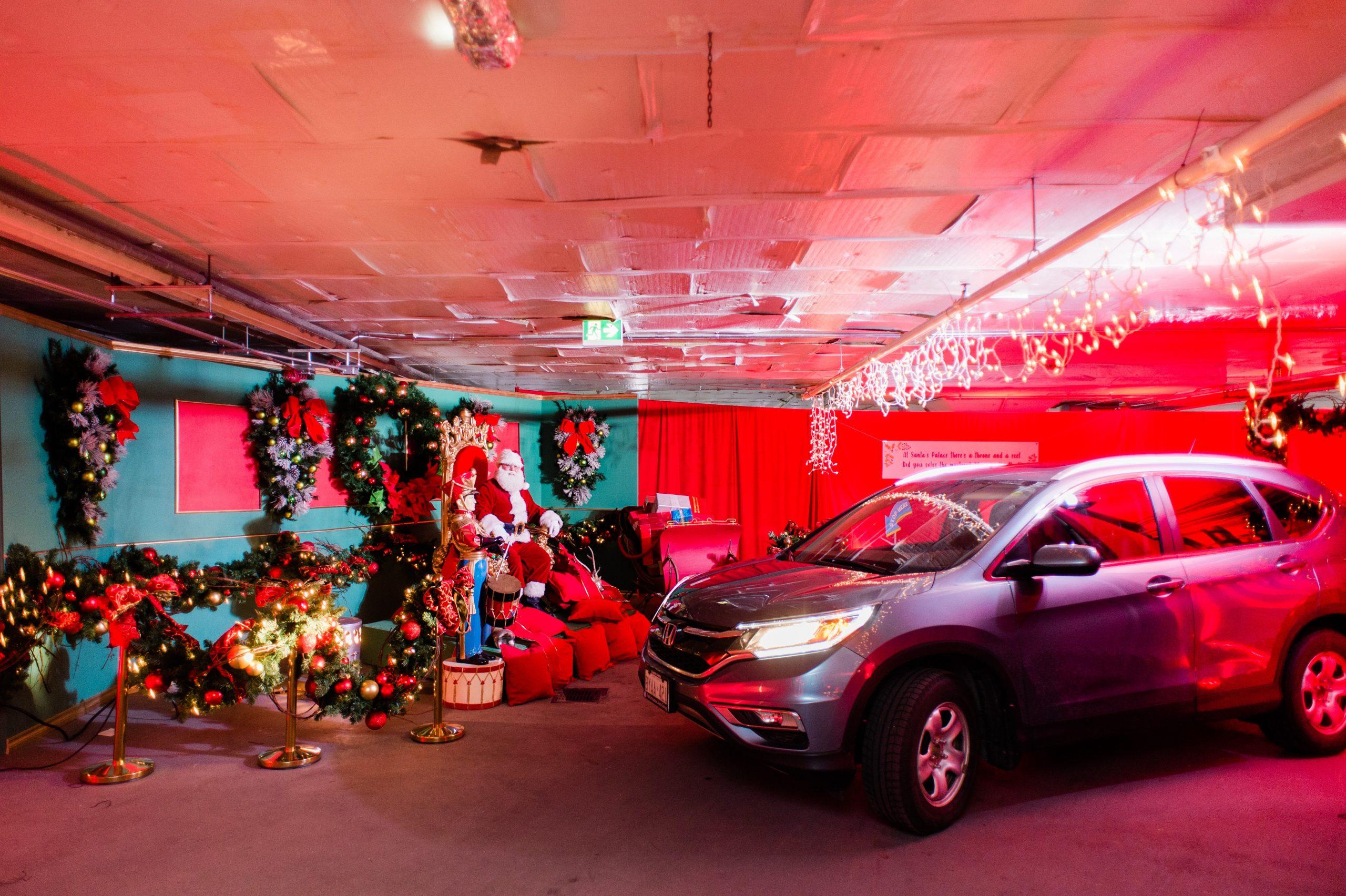 Christmas Drive Thru