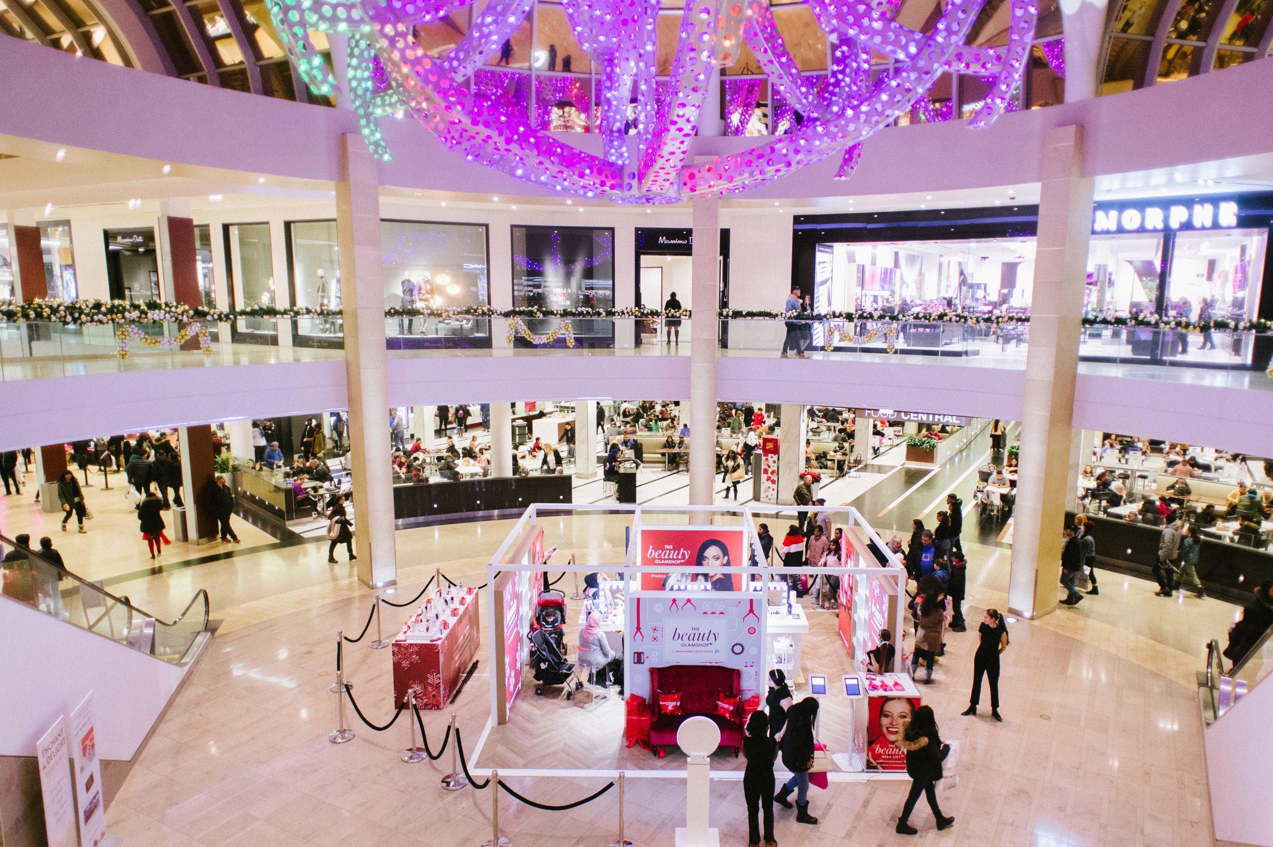 Shoppers Drug Mart Beauty Activation