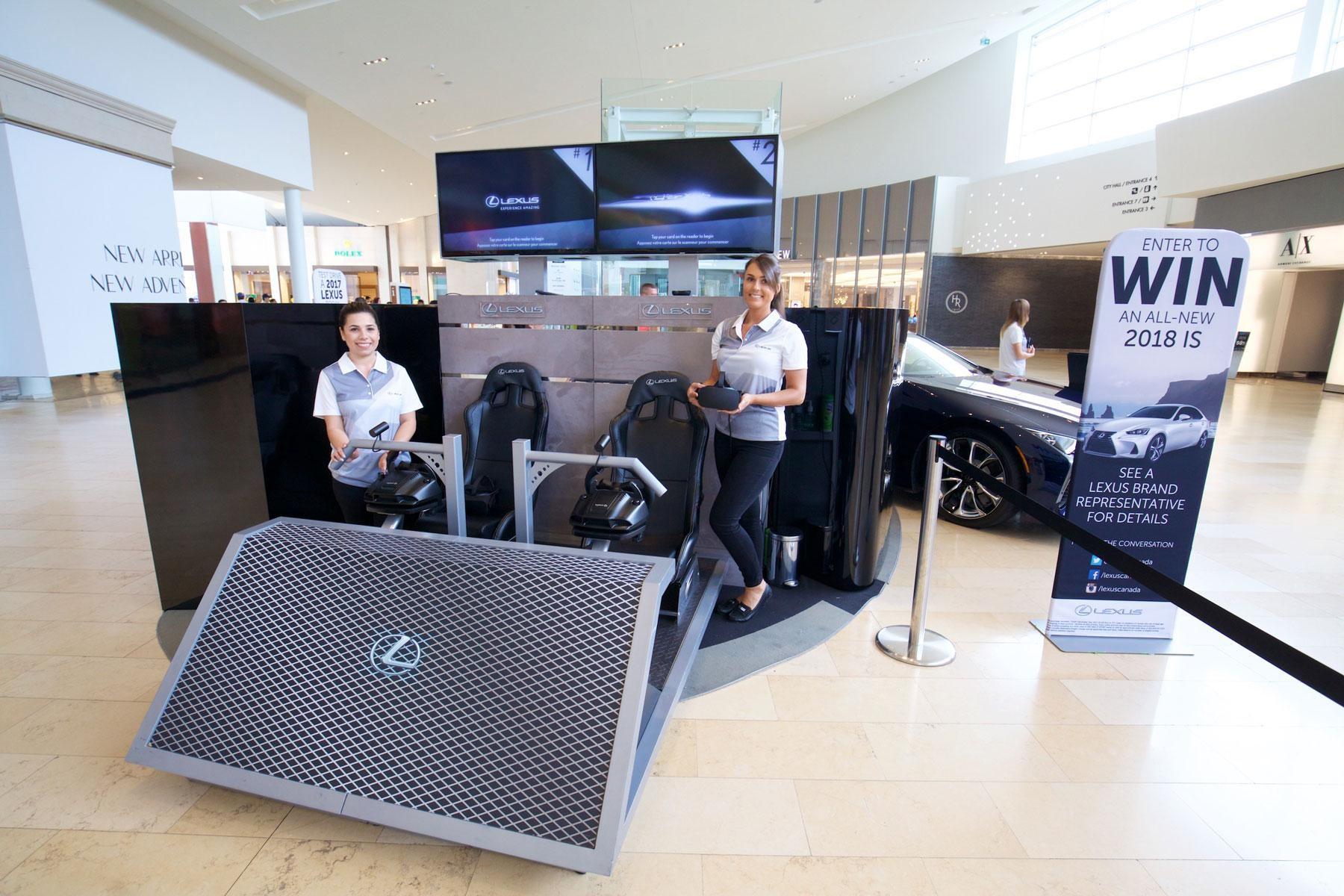 Lexus Launch Activation