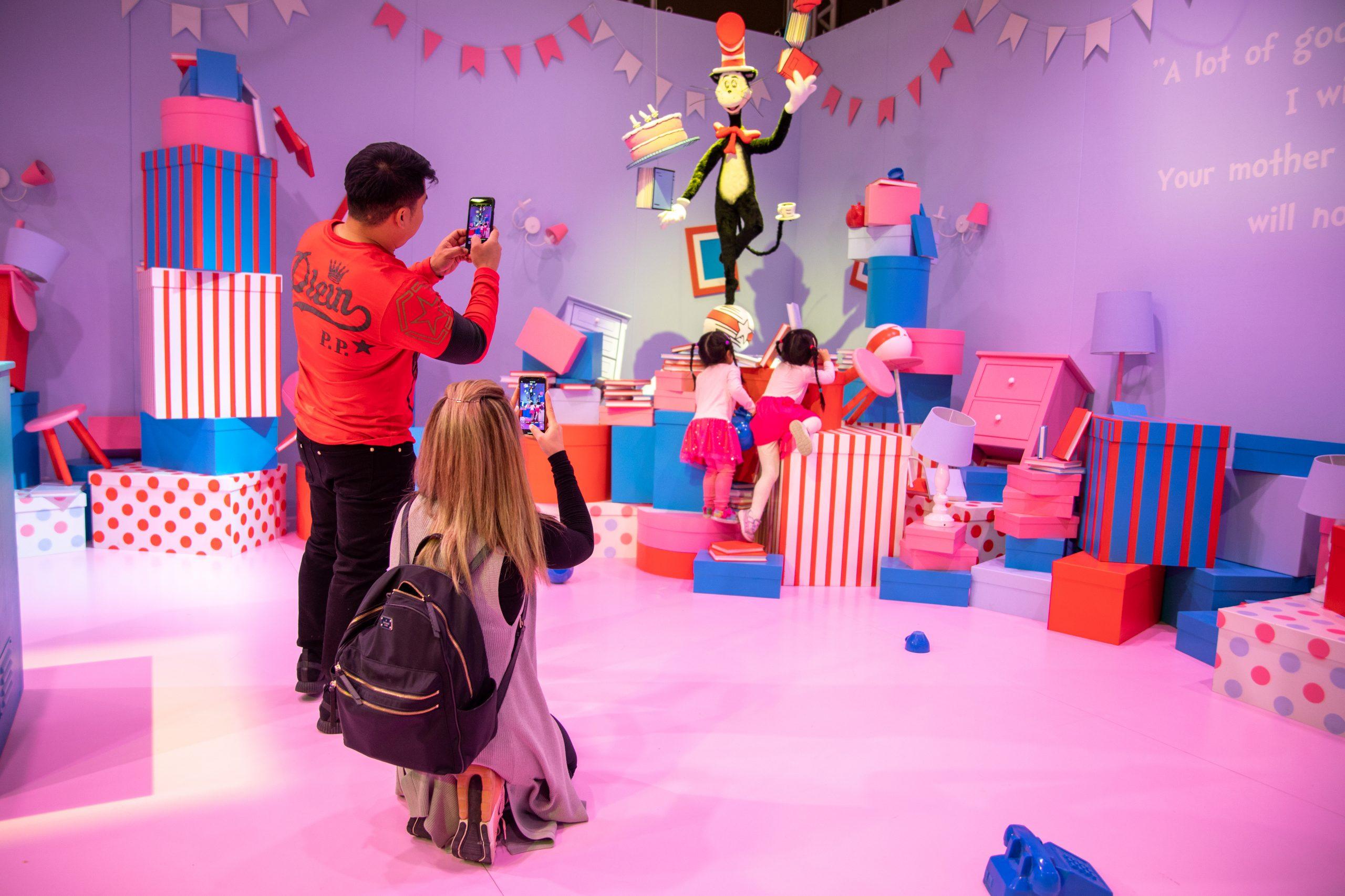 Dr.Seuss Experience Pop-Up