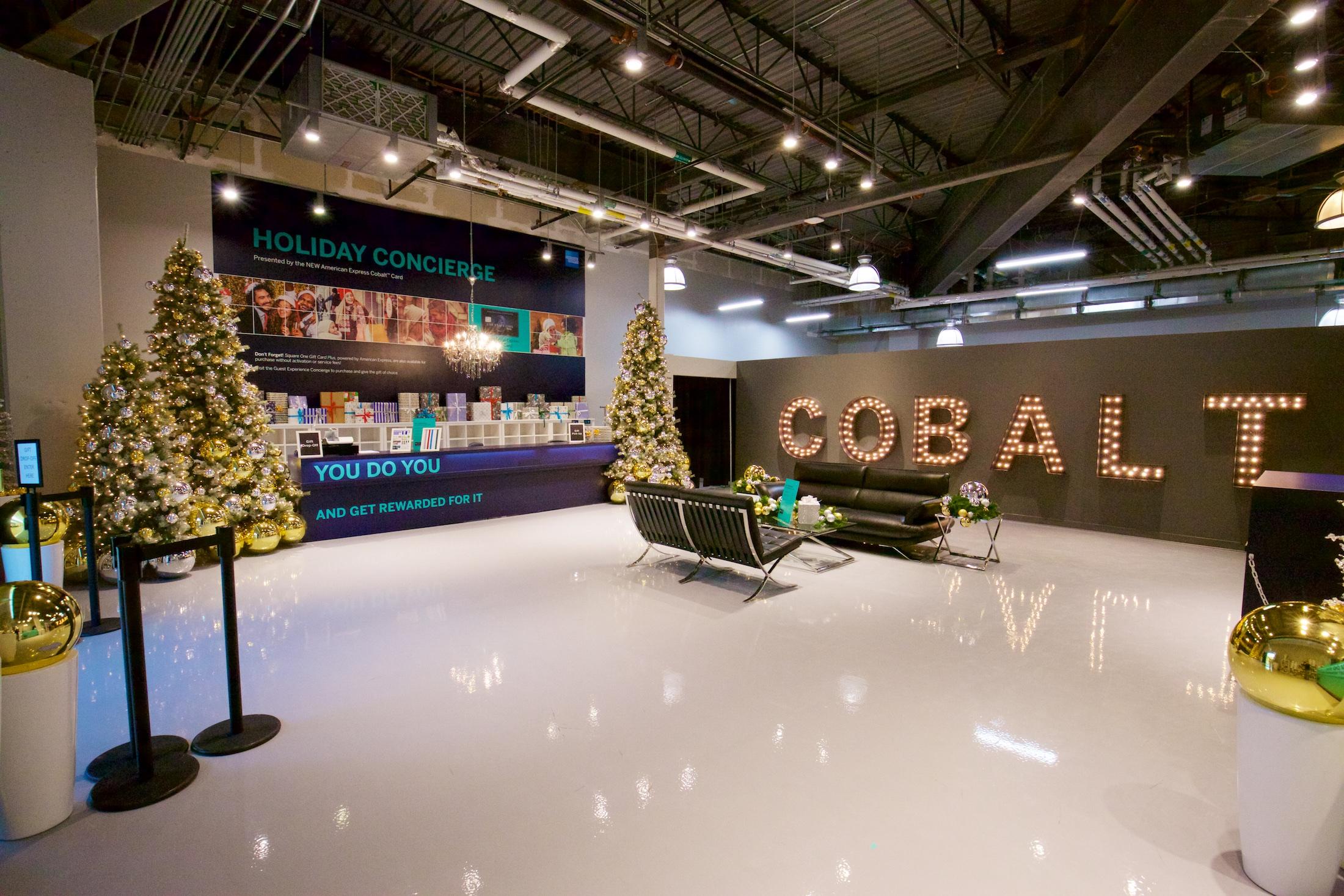 Holiday Sponsorship Concierge