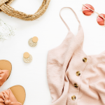 Your Summer Style Guide - summer fashion flatlay
