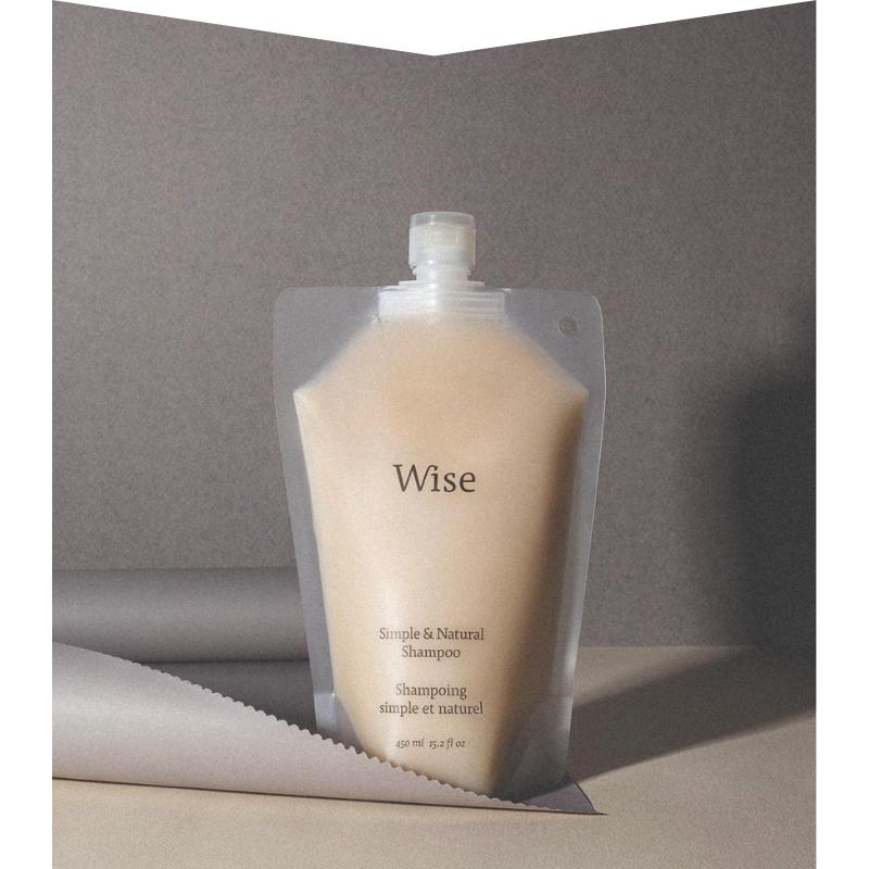 Harry Rosen Wise Shampoo in Refill Pouch