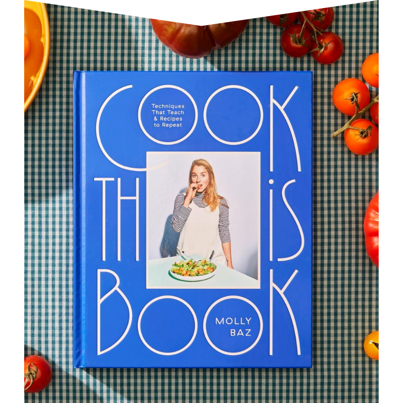 Cook Book Indigo
