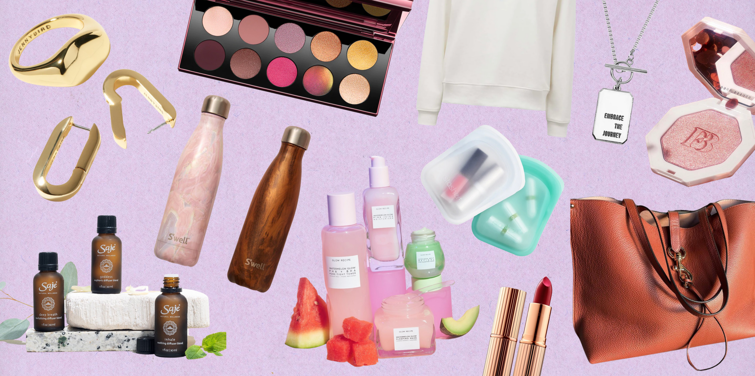 Female-Owned Brands To Know And Love - makeup, fashion, home & wellness
