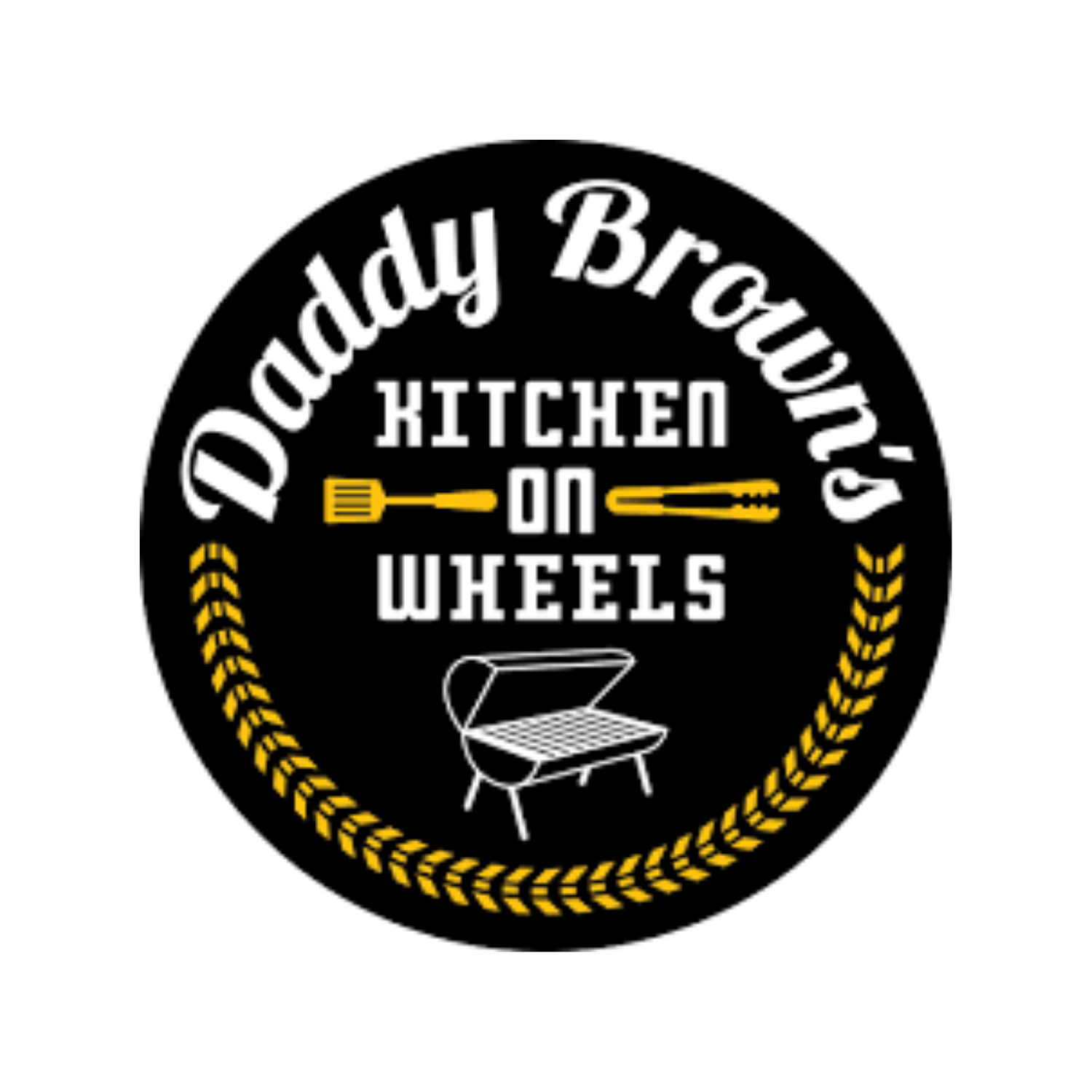 Daddy Brown's Logo