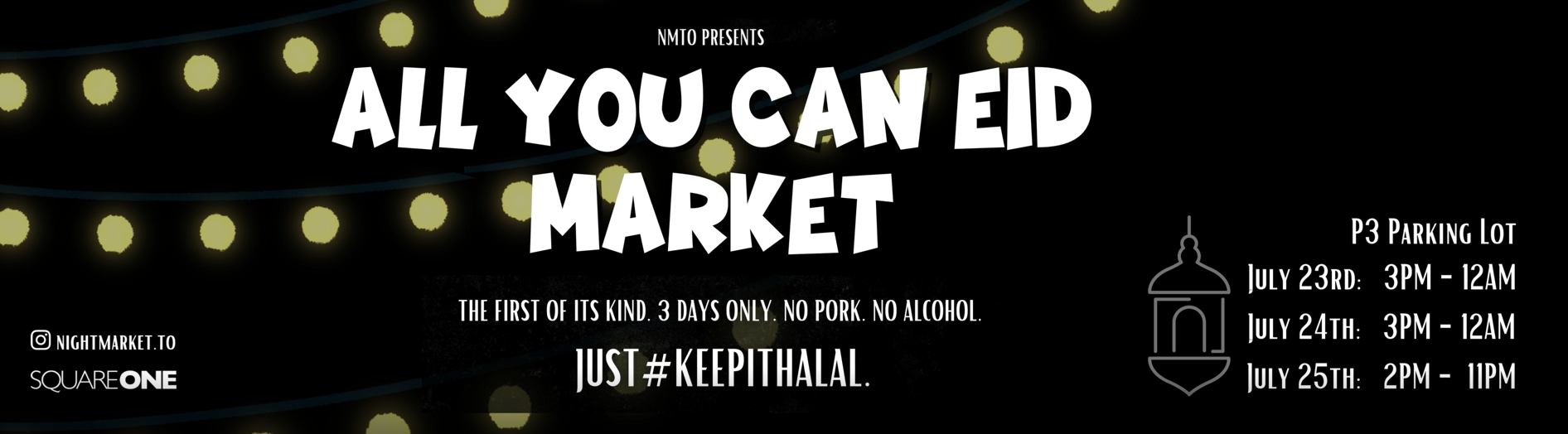 All You Can Eid Night Market