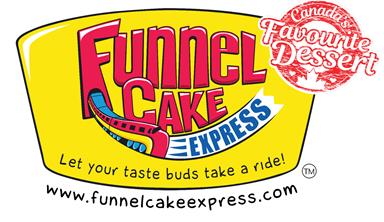 Funnel Cake Express Logo