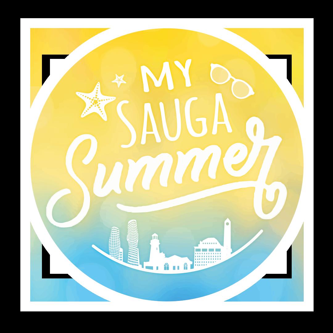 My Sauga Summer badge