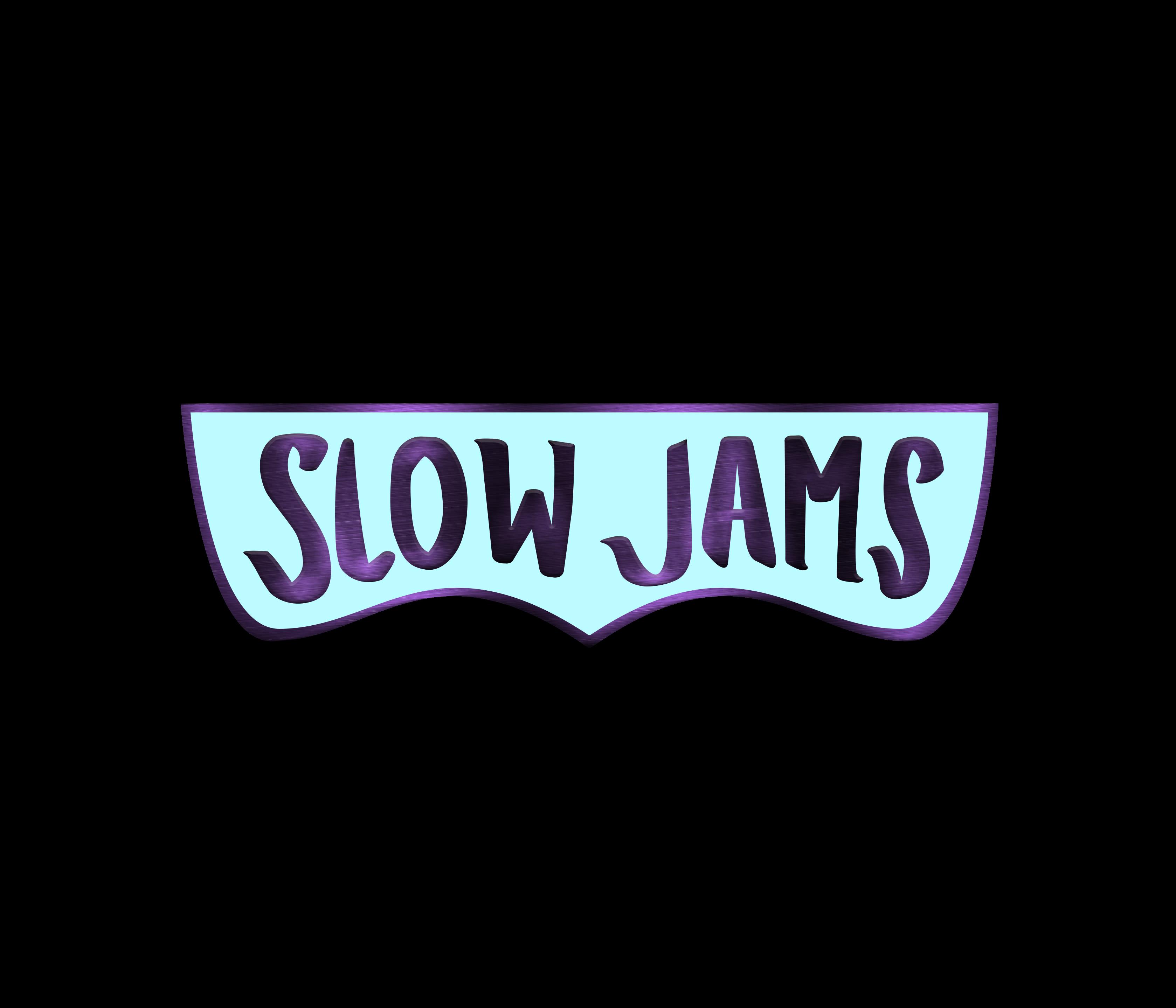 Slow Jams Logo