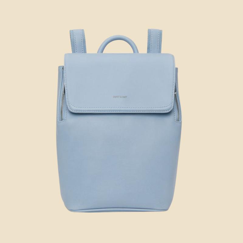 Matt & Nat blue backpack