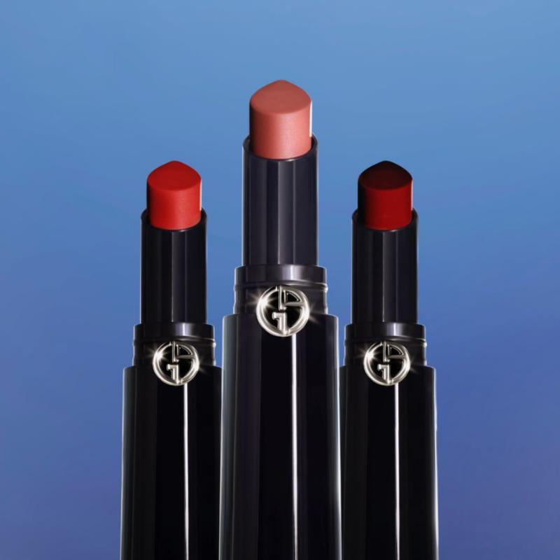 Giorgio Armani lipsticks from Hudson's Bay
