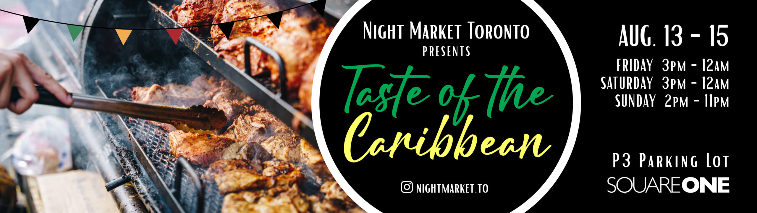 Night Market at SQ1