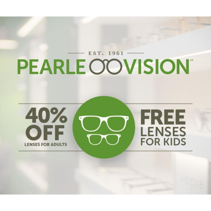 Pearle Vision Promo