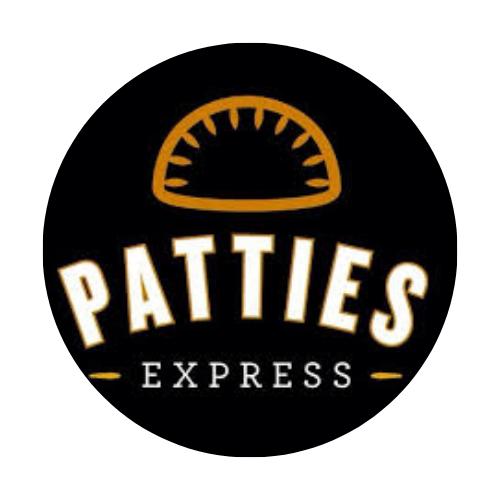 Patties Express logo