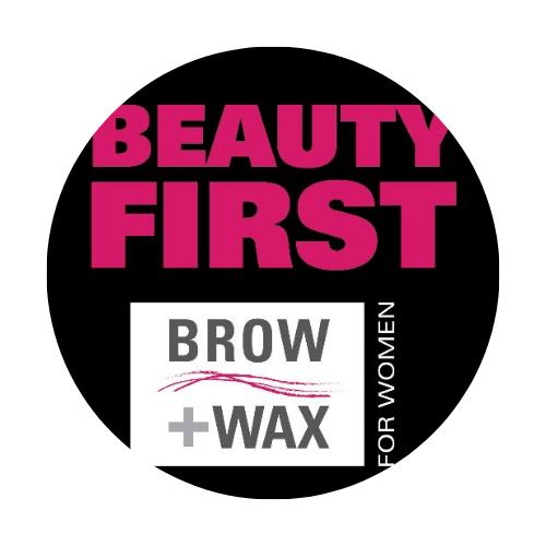 Beauty First Brow & Wax logo