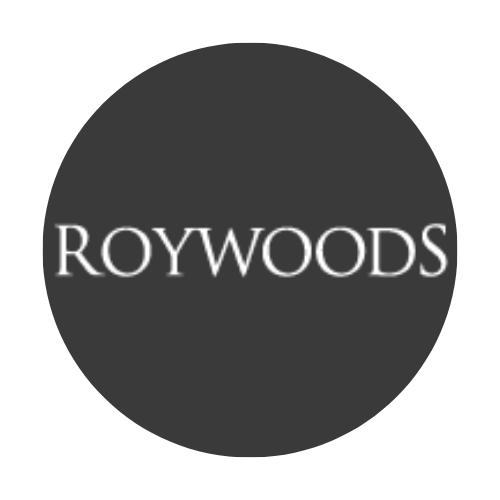 Roywoods logo