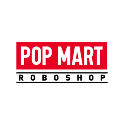 POP MART logo