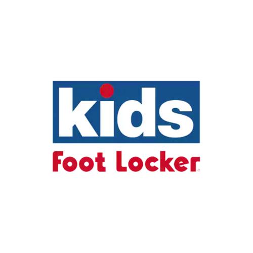 Kids Foot Locker & Fly Zone logo