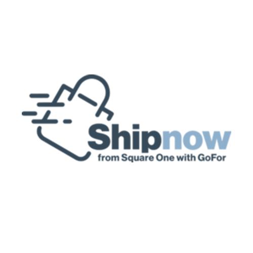 ShipNow – GoFor Delivers logo