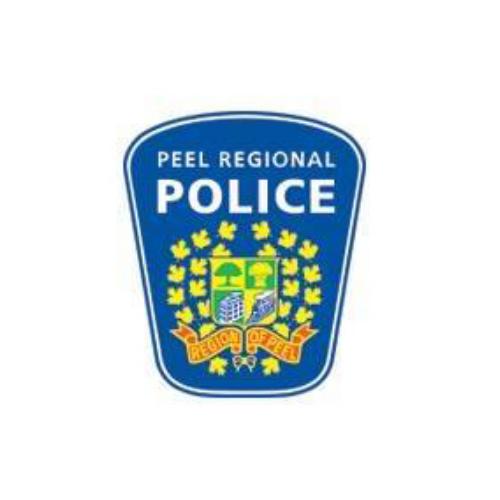 Peel Region Police Sub-Station logo