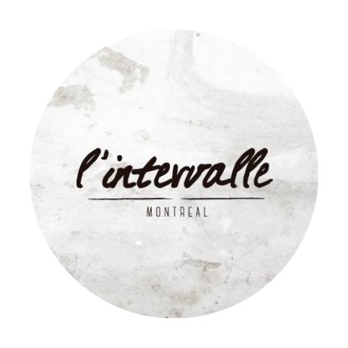 L'Intervalle logo
