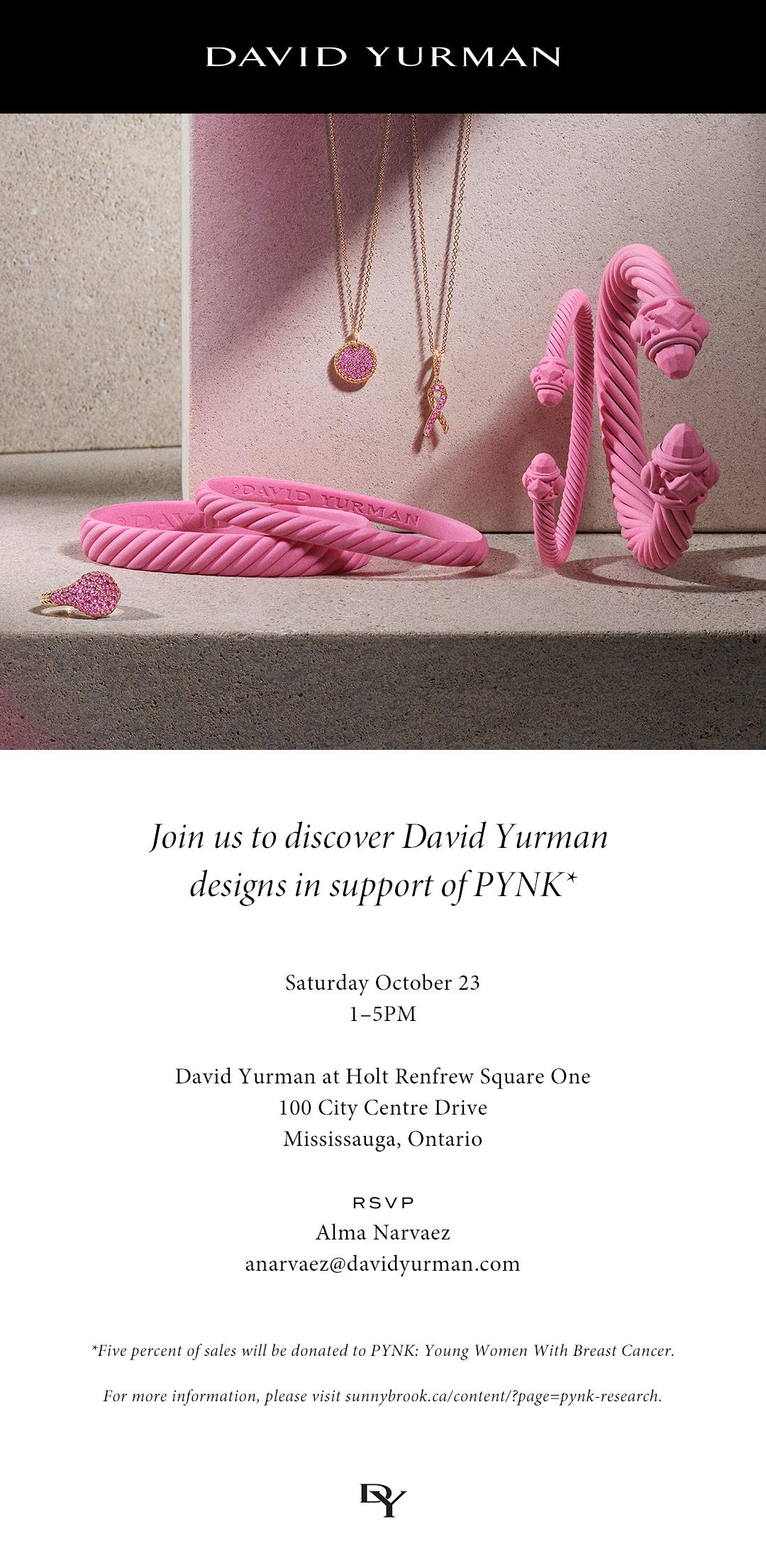 David Yurman Event