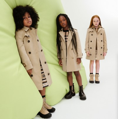 Burberry Holts Promo