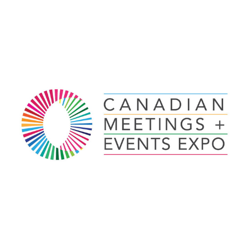 Canadian Meetings and Events Expo logo