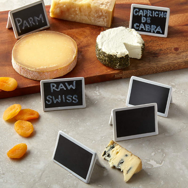 Small chalkboard stands